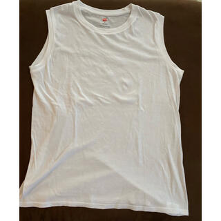 フレームワーク(FRAMeWORK)の【美品】FRAMeWORK ノースリーブ(Tシャツ(半袖/袖なし))
