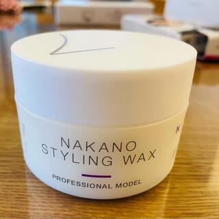 ナカノ(NAKANO)のNAKANO ワックス スーパータフハード (7番) 2個セット(ヘアワックス/ヘアクリーム)