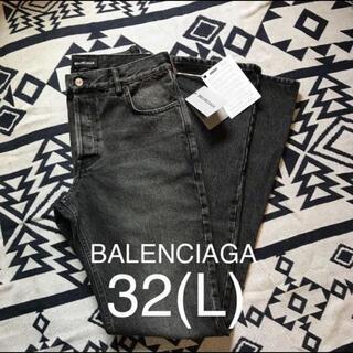 バレンシアガ(Balenciaga)の《新品》BALENCIAGA デニムパンツ 32(L)Levi''s ザラ(デニム/ジーンズ)