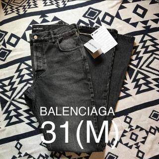 バレンシアガ(Balenciaga)の《新品》BALENCIAGA デニムパンツ 31(M)(デニム/ジーンズ)