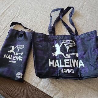 ハレイワ(HALEIWA)のHALEIWA レジカゴバッグ(エコバッグ)