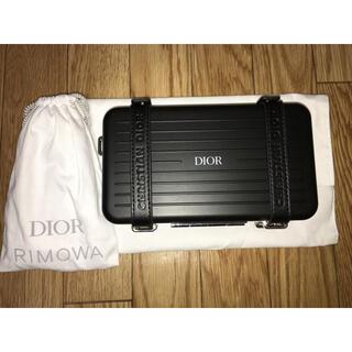 ディオール(Dior)のパーソナルクラッチバッグ(ショルダーバッグ)