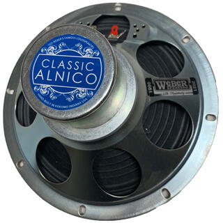 Fender - WEBER SPEAKER CLASSIC Alnico CVA8 8Ω 新品