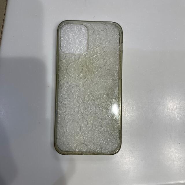 ミッキーマウス(ミッキーマウス)のiPhone 12 mini  ミッキーマウスシリコンカバー スマホ/家電/カメラのスマホアクセサリー(iPhoneケース)の商品写真