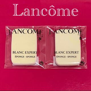 ランコム(LANCOME)の❤️ランコム   ブラン エクスペール コンパクト スポンジ 2個セット(パフ・スポンジ)