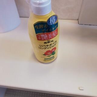 純椿油ヘアコンディショナー(500ml)(コンディショナー/リンス)