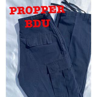 ダブルタップス(W)taps)のPROPPER BDU リップストップ パンツ ミリタリー ヴィンテージ 古着(ワークパンツ/カーゴパンツ)