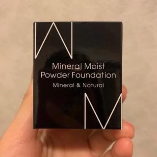 エムアイエムシー(MiMC)のMiMC ミネラルモイストパウダーファンデーション 102 ニュートラル(ファンデーション)