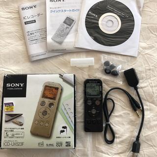 SONY - SONY ICレコーダー