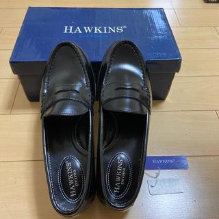 HAWKINS - ホーキンス ローファー 黒 25cm EE