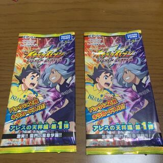 タカラトミー(Takara Tomy)のイナズマイレブン カードパック(カード)