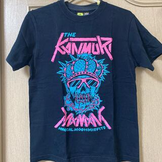 マジカルモッシュミスフィッツ(MAGICAL MOSH MISFITS)のmxmxm THE冠コラボTシャツ サイズS(Tシャツ/カットソー(半袖/袖なし))