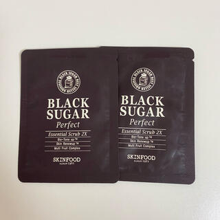 SKIN FOOD - SKINFOOD ブラックシュガー