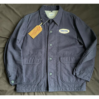 テンダーロイン(TENDERLOIN)の美品 テンダーロイン T-TERRY JKT M カバーオール ジャケット(ブルゾン)