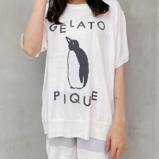 ジェラートピケ(gelato pique)のジェラートピケ ジャガードプルオーバー(ルームウェア)