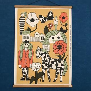 マリメッコ(marimekko)のマリメッコ マリキュラ ポスター(その他)