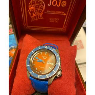 セイコー(SEIKO)のジョジョの奇妙な冒険 グイードミスタ SEIKO 腕時計(腕時計(アナログ))