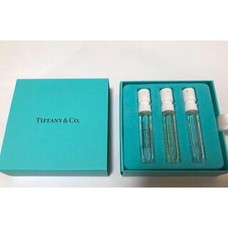 Tiffany & Co. - 【未使用品‼️】ティファニーの香水ミニ 3点セット