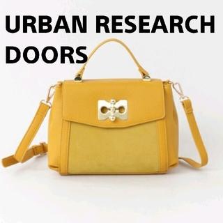 ドアーズ(DOORS / URBAN RESEARCH)のDOORS ショルダーバッグ 美品(ショルダーバッグ)