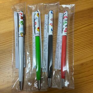 ニンテンドウ(任天堂)の【非売品】スーパーマリオブラザーズ ボールペン 全4種類 新品未開封(ノベルティグッズ)
