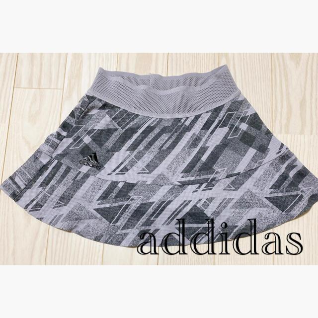 adidas(アディダス)のaddidasスコート・*:..。o○☼*゚ スポーツ/アウトドアのテニス(ウェア)の商品写真