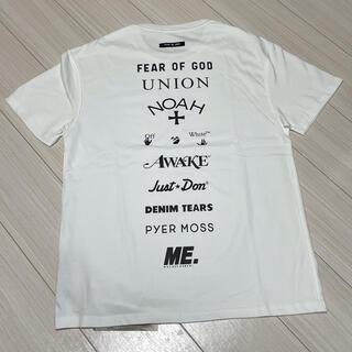 フィアオブゴッド(FEAR OF GOD)のfear of god チャリティーTシャツ(Tシャツ/カットソー(半袖/袖なし))
