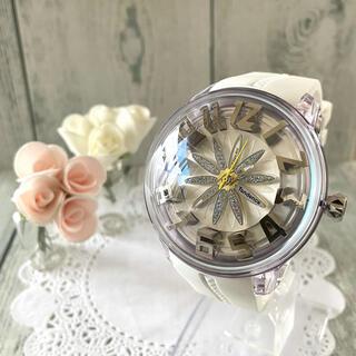 【動作OK】Tendence テンデンス  キングドーム  腕時計 ぐるぐる