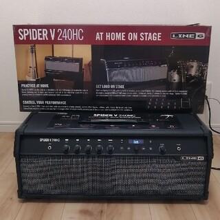 ヤマハ(ヤマハ)のLINE6 Spider V 240HC(ギターアンプ)