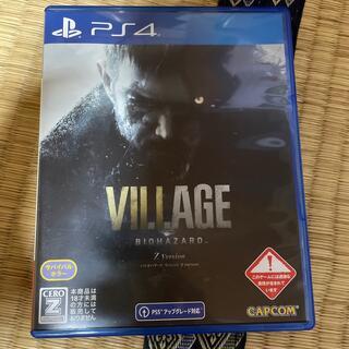 プレイステーション4(PlayStation4)のバイオハザード ヴィレッジ(家庭用ゲームソフト)