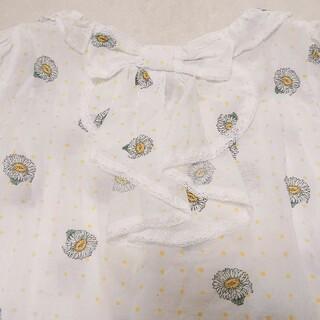 フランシュリッペ(franche lippee)のマーガレット(シャツ/ブラウス(半袖/袖なし))