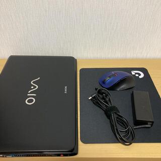 VAIO - VAIO ノートパソコン本体 i7 8gb 1TB HDD 15.6型 大画面