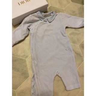 ベビーディオール(baby Dior)のベィビーディオール ロンパース(ロンパース)