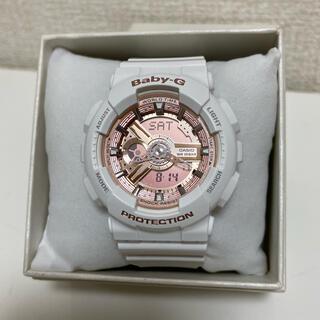 ベビージー(Baby-G)のCASIO BABY-G G-SHOCK ジーショック腕時計(腕時計)