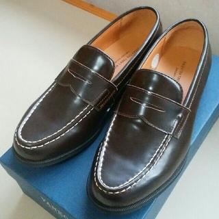 ユナイテッドアローズ(UNITED ARROWS)の【新品未使用】ユナイテッドアローズ 約25.5cm 革靴 日本製(ドレス/ビジネス)