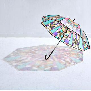 フェリシモ(FELISSIMO)のステンドグラス 傘 フェリシモ(傘)