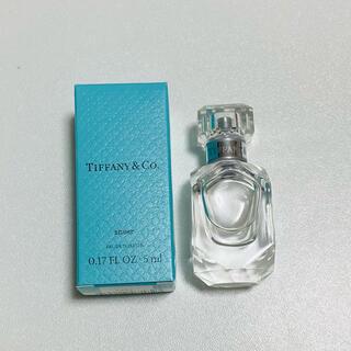 ティファニー(Tiffany & Co.)のティファニー シアー オードトワレ 5ml(ユニセックス)