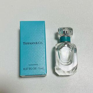 ティファニー(Tiffany & Co.)のティファニー オードパルファム 5ml(ユニセックス)