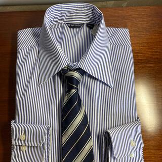 スーツカンパニー(THE SUIT COMPANY)のスーツカンパニーセットワイシャツ&ネクタイ(シャツ)