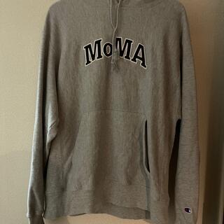 モマ(MOMA)のmoma チャンピオン パーカー M(パーカー)