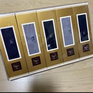 クリスチャンディオール(Christian Dior)のDior 靴下5セット(ソックス)