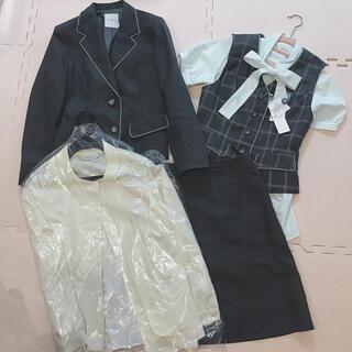 企業制服一式5点セット(衣装一式)