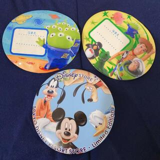 ディズニー(Disney)のディズニー 3個枚 まとめう売りトイストーリー 名札 迷子札 ネームタグ(ネームタグ)