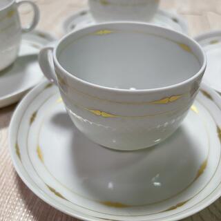 ローゼンタール(Rosenthal)のローゼンタール スタジオライン センチュリー  カップ&ソーサー(食器)