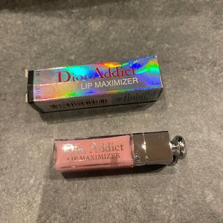 ディオール(Dior)のディオール アディクト リップ マキシマイザー 001(その他)