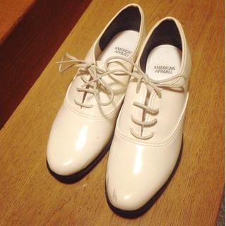 アメリカンアパレル(American Apparel)のAmerican  Apparel  靴(ローファー/革靴)