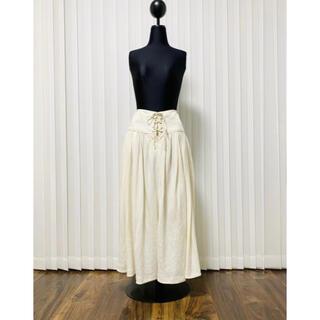 ポロラルフローレン(POLO RALPH LAUREN)のラルフローレン ラルフ ロングスカート スカート フレア レディース タック(ロングスカート)