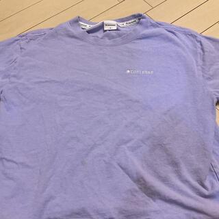コンバース(CONVERSE)のconverse コンバース Tシャツ レディース m(Tシャツ(半袖/袖なし))