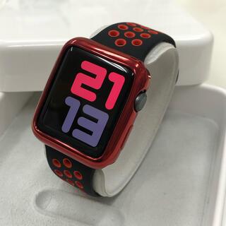 アップルウォッチ(Apple Watch)のApple Watch series2 グレー 42mm アップルウォッチ(その他)