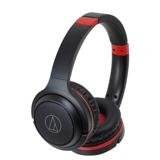 audio-technica - 【新品・保証書付】ワイヤレスヘッドホン〈オーディオテクニカ〉ATH-S200BT