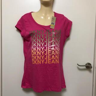ダナキャランニューヨーク(DKNY)のDKNY JEANS Tシャツ(Tシャツ(半袖/袖なし))